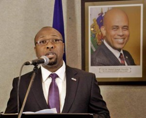 Haitian workers protest kidnapping of their colleagues