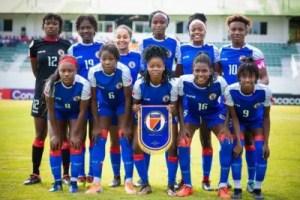 Haïti-Sport / Éliminatoires Coupe du monde U20: Deuxième succès de rang pour les Grenadières 2