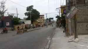 Haïti-Crise : Port-au-Prince, un lundi gras aux activités squelettiques 2
