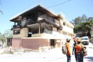 """Haïti- Incendie d'orphelinat: Les responsables de """"Compréhension de la bible"""" convoqués au Parquet 2"""