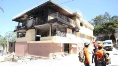 """Photo de Haïti- Incendie d'orphelinat: Les responsables de """"Compréhension de la bible"""" convoqués au Parquet"""