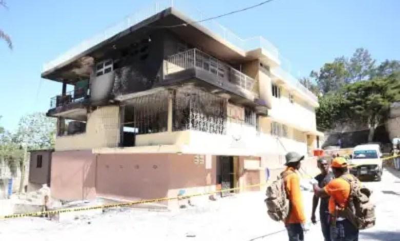 """Haïti- Incendie d'orphelinat: Les responsables de """"Compréhension de la bible"""" convoqués au Parquet 1"""