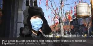 International : Une équipe de l'OMS en Chine pour enquêter sur le coronavirus 2