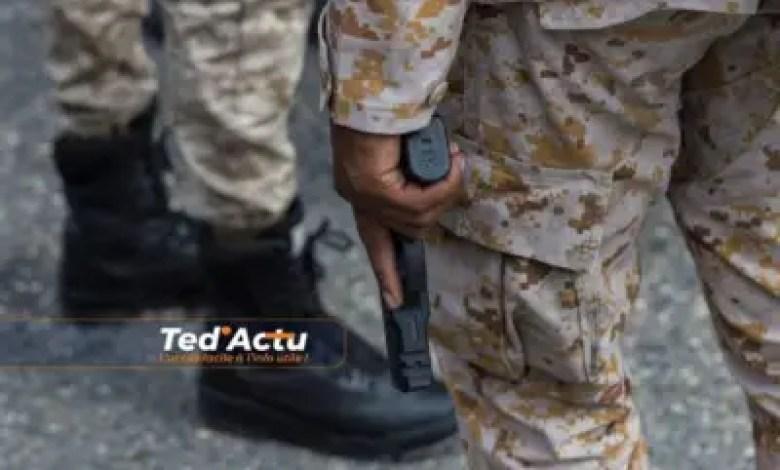Haïti-Protestation policière: manifestations violentes, le SPNH prend ses distances 1