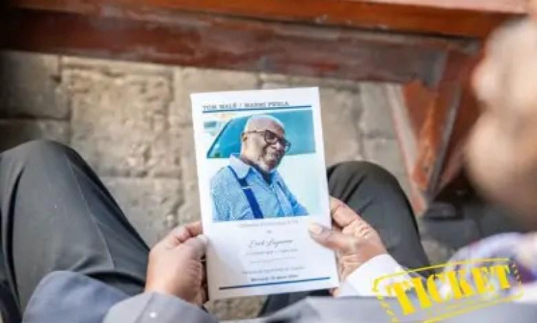 """Haïti-Nécrologie: """"dernier rendez-vous avec Tom Malè"""", la mauvaise blague 1"""