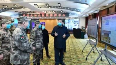 Coronavirus: Le gouvernement chinois autorise la reprise partielle du fonctionnement des entreprises à Wuhan 2