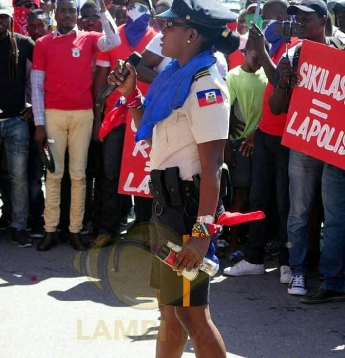 Haïti -PNH : Le gouvernement cède, le SPNH victorieux 2