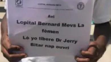 Photo de Le docteur Jerry Bitar kidnappé, des employés de Bernard Mevs mobilisés pour sa libération