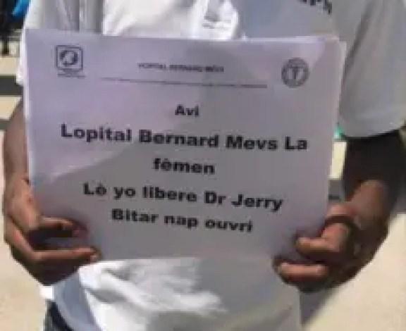 Le docteur Jerry Bitar kidnappé, des employés de Bernard Mevs mobilisés pour sa libération 1