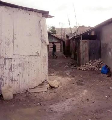 Haïti -Social : Raquette, un quartier jeté aux oubliettes! 2