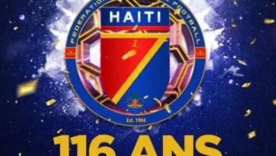 Photo de Sport: 116 ans d'existence pour la Fédération Haïtienne de Football