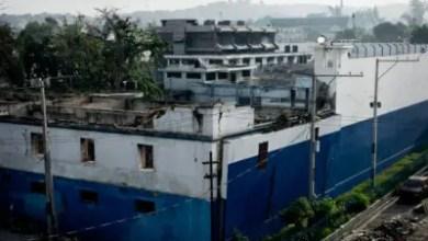 Photo de Coronavirus: les prisons livrées à la maladie !