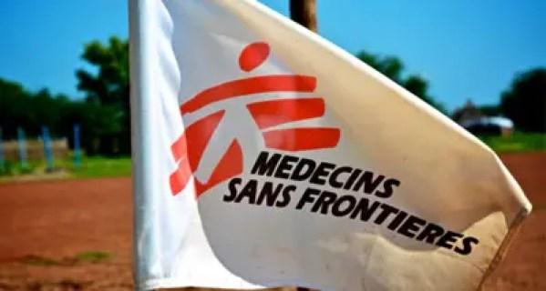 Covid-19 : Médecins Sans Frontières se lance dans la lutte contre l'épidémie 1
