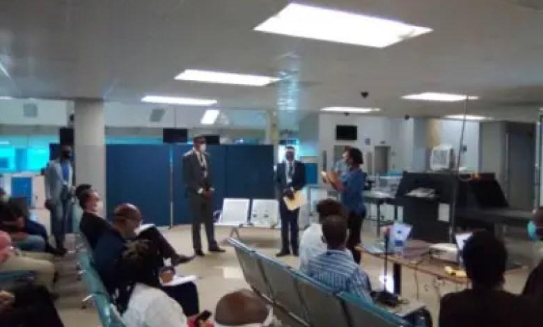 Le gouvernement planifie la reprise des activités aéroportuaires 1