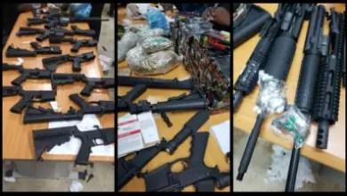 Photo de Trafic d'armes: Important coup de filet des agents douaniers au port Lafito