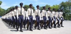 656 nouveaux agents pour renforcer la Police nationale d'Haïti 1