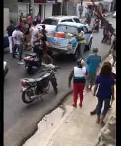 Santiago - police : des membres de la population ont aidé un haïtien à s'échapper après son arrestation 1