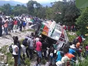 Au moins 10 blessés dans un accident de la circulation non loin de Pestel (Grand'Anse) 1