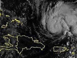 L'ouragan Dorian se renforce et se dirige vers la Floride (USA) 1