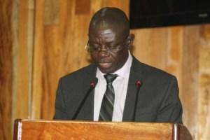 Un garde de corps du sénateur Onondieu Louis arrêté pour une affaire de faux chèques 1