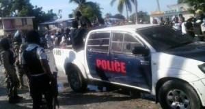 Ouanaminthe (Nord'Est) : une jeune fille tuée lors d'une opération policière