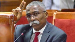 """Le Sénateur Patrice Dumont réclame des """"mesures conservatoires"""" contre le questeur du Sénat... 1"""