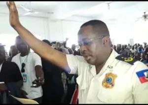Jean Bazelais Bornélus prend les commandes de la police dans le Nord 20191001 100658
