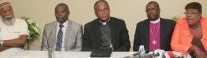 Religions pour la paix annonce l'impossibilité de jouer le rôle de facilitateur dans la crise haïtienne RELIGIONPOURLAPAIX 1