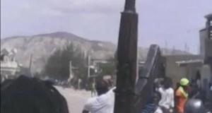 Artibonite : vive tension aux Gonaïves après l'assassinat de Richer Augustin alias Ticho