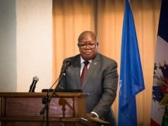 Coronavirus : Le président du Conseil supérieur du pouvoir judiciaire, Me René Sylvestre est mort