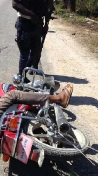 Miragoâne (Nippes) : une personne tuée par balles sur la Route nationale numéro 2 1