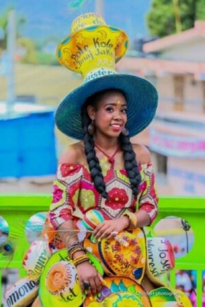 Jacmel (Sud'Est) – Culture : une reine de carnaval dôtée de bonnes ambitions pour son Royaume 1