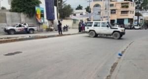 """Port-au-Prince : des policiers du groupe """"Fantôme 509"""" ont créé la panique dans les rues"""