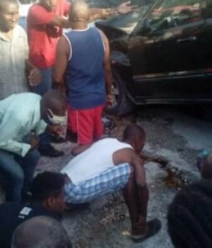 Un accident à Pétion-Ville fait 2 morts et plusieurs blessés