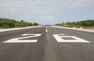 Jérémie (Grand'Anse) : inauguration de l'aérodrome de la ville par le Président Jovenel Moïse