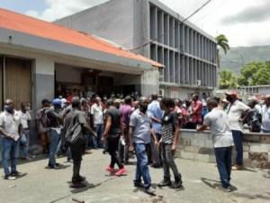 Protestation : des employés de l'Ed'H continuent d'exiger la révocation du directeur général Michel Présumé