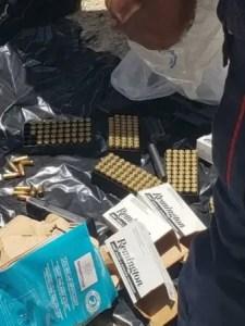 Artibonite : des armes à feu et des munitions saisies à la douane de Saint-Marc