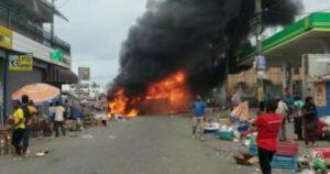 Tension : des policiers « Fantôme 509 » créent la panique à Delmas