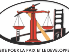 Combite pour la paix et le développement : appel à la tolérance, au respect du droit à la vie et à la sûreté de sa personne