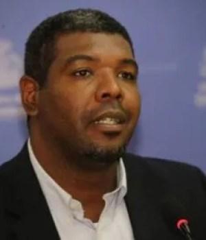 Commémoration de l'assassinat de Dessalines, le ministre Guy André Junior François s'est adressé à la Nation