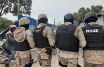 """Saint-Michel de l'Attalaye (Artibonite) : démantèlement du gang baptisé """"belle équipe"""" par la police"""