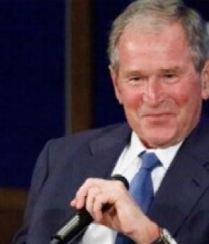 Élections américaines : George W. Bush salue la victoire de Joe Biden et de Kamala Harris