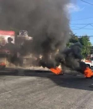 Tension à Delmas 30, après l'arrestation d'un