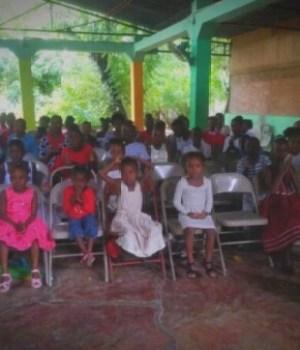 Miragoâne (Nippes) : le Club des petits enfants de Jésus-Christ célèbre son 4e anniversaire