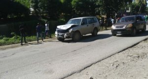 Léogâne (Ouest) : un mort dans un accident de la circulation sur la Route nationale numéro 2