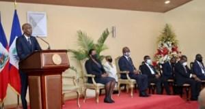 217e anniversaire de l'indépendance d'Haïti : le Président Jovenel Moïse s'accroche à son mandat