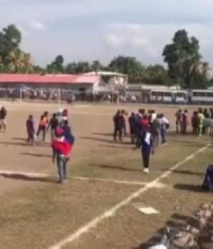 Violette athletic club VS Arcahaie football club : au moins un mort et plusieurs blessés recensés