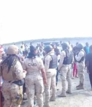 Cap-Haïtien (Nord) : gaz lacrymogène contre des protestataires aux funérailles de Jovenel Moïse