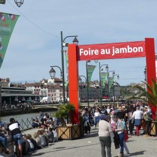 Foire au jambon-Bayonne