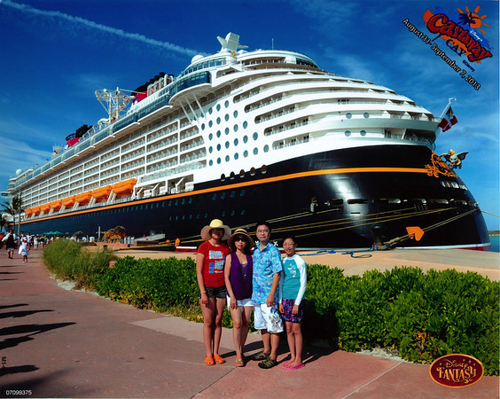 The Disney Fantasy